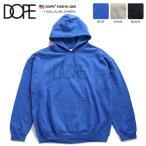 ドープ DOPE パーカー ブランドロゴ アメリカ製 USAモデル