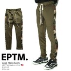エピトミ EPTM ラインパンツ トラックパンツ ジャージ下 イージーパンツ ロングパンツ 長ズボン メンズ レディース 大きいサイズ b系 かっこいい おしゃれ