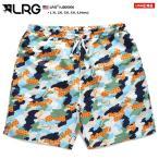 エルアールジー LRG ハーフパンツ ナイロン ショートパンツ ショーツ 半ズボン イージーパンツ 大きいサイズ かっこいい おしゃれ 迷彩柄 ゆったり