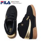 フィラ FILA スニーカー 靴 シューズ F13 ミドルカット ミッドカット 黒金