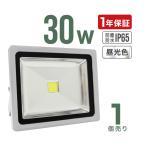 LED投光器 30W 300W相当 防水 LEDライト 昼光色/電球色 作業灯 集魚灯 看板灯  防水加工 ワークライト LED 投光器 30w 一年保証