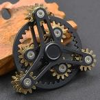ハンドスピナー 指スピナー ストレス解消 真鍮製 高速回転 Hand spinner Fidget Spinner Toy EDC 子供大人に
