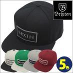 BRIXTON ブリクストン Rift Snapback Cap スナップバックキャップ 帽子