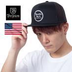 BRIXTON ブリクストン メッシュキャップ メンズ Wheeler Mesh Cap USAモデル