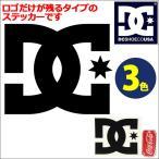 DC SHOES ディーシーシューズ ステッカー メンズ Star Vinyl 10 Sticker USAモデル