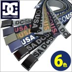 DC SHOES ディーシーシューズ ガチャベルト メンズ Chinook 5 Reversible Belt USAモデル