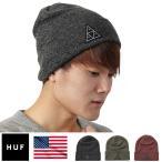 ビーニー HUF ハフ  ニット帽 メンズ Triple Triangle Beanie 正規品 USAモデル