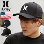 HURLEY ハーレー フレックスフィットキャップ メンズ One & Only BW Flexfit Fitted Cap USAモデル