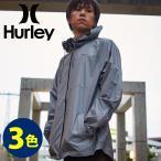 ジャケット HURLEY ハーレー 長袖ジャケット メンズ Protect Solid Jacket 正規品 USAモデル