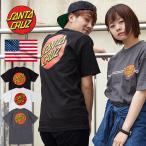 ショッピングサンタ サンタクルーズ SANTA CRUZ Tシャツ メンズ Classic Dot S/S Tee USAモデル