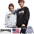 THRASHER スラッシャー トレーナー Skate Mag Crewneck Sweat メンズ 裏起毛 全2色 S-XL 312002 THRASHER税別¥3,000以上ステッカー先着順プレゼント