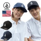 VOLCOM ボルコム キャップ メンズ Full Stone Xfit Flexfit Cap USAモデル
