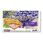 アサヒ バランスアップ クリーム玄米ブラン ブルーベリー (2枚×2袋)