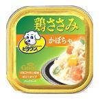 日本ペットフード ビタワン グー 鶏ささみ かぼちゃ (100g) ドッグフード ウェット