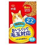 日本ペットフード mio ミオ おいしくって毛玉対応 ミックス味 (2.7kg) 国産 キャットフード