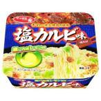 ショッピングサンヨー サンヨー食品 サッポロ一番 塩カルビ味 焼そば 111g (1個)