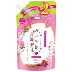 クラシエ いち髪 なめらかスムースケア シャンプー 山桜の香り つめかえ用 2回分 (680mL) 詰め替え用 ノンシリコン