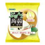 オリヒロ ぷるんと蒟蒻ゼリー パウチ 梨 (20g×6個入)