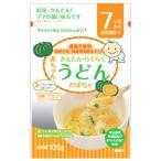 田靡製麺 赤ちゃんうどん かぼちゃ (100g) 7ヵ月頃から幼児期まで ベビーフード ※軽減税率対象商品