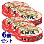《セット販売》 キョクヨー 極洋 いわし味付 生姜煮 (100g)×6個セット 缶詰 イワシ缶 ※軽減税率対象商品