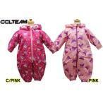 キッズスキーウエア  ジャンプスーツ/ワンピース 女の子     CCL TEAM  品番/345-9840(くま柄)