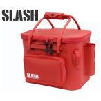 SLASHスラッシュ  タックルホルダーバッグミニ SL-057 限定レッドカラー  バッカン 410411  あすつく