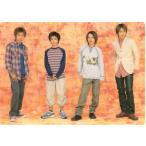関ジャニ∞ Jr時代「Autumn Concert 2000 Kansai Jr.」下敷き [ 公式グッズ ]画像