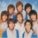 NEWS [ CD ] 紅く燃ゆる太陽(通常盤)(中古ランクA)