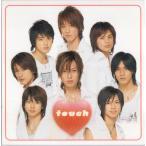 NEWS [ CD+DVD ] touch(初回生産限定盤)(中古ランクA)
