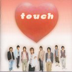 NEWS [ CD ] touch(通常盤)(中古ランクA)