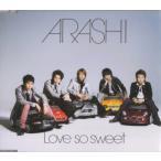 嵐 [ CD ] Love so sweet(通常盤)(中古ランクA)