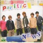 NEWS [ CD ] pacific(通常盤)(中古ランクA)
