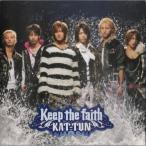 (中古)KAT-TUN [ CD+DVD ] Keep the faith(初回限定盤)