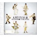 KAT-TUN [ CD ] KAT-TUN III-QUEEN OF PIRATES-(通常盤)新品