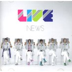 NEWS [ CD+DVD ] LIVE(初回限定盤)(中古ランクA)