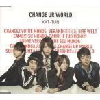 KAT-TUN [ CD ] CHANGE UR WORLD(通常盤)(中古ランクA)