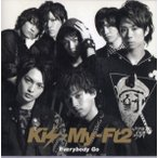 Kis-My-Ft2 [ CD+DVD ] Everybody Go(初回限定盤A)(中古ランクA)