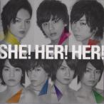 Kis-My-Ft2 [ CD ] SHE! HER! HER!(キスマイショップ限定盤)(中古ランクA)