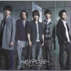 KAT-TUN [ CD+DVD ] EXPOSE(初回限定盤2)(中古ランクA)