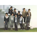 Hey!Say!JUMP「concert tour 2009-2010」クリアファイル [ 公式グッズ ]