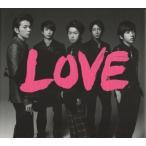 嵐 [ CD+DVD ] LOVE(初回限定盤)(中古ランクB)
