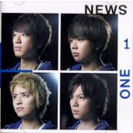(中古)NEWS [ CD+DVD ] ONE -for the win- (初回限定盤A)