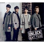 KAT-TUN [ CD ] UNLOCK(通常盤)(中古ランクA)