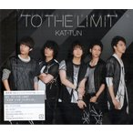 KAT-TUN [ CD ] TO THE LIMIT(通常盤)新品