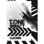 SixTONES「TrackONE -IMPACT-」パンフレット [ 公式グッズ ](中古ランクA)