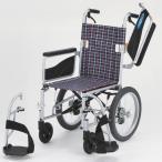 12.7kg 車椅子(車いす) 介助用 標準型|NEO-2W 送料無料キャンペーン中|車椅子 日進医療器製
