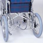 オプション (メーカー別)日進医療器|ボンベ架(リクライニング用) KF-20R(座幅40cm用)|車椅子 日進医療器製