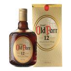 オールドパー 12年 40度 1L(1000ml)  ウイスキー ウィスキー 700ml換算2,043円