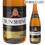 ウイスキー サンシャイン プレミアム 700ml japanese whisky