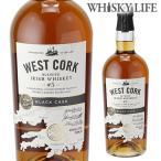 ウイスキー ウエストコーク ブラックカスク 40度 700ml whisky